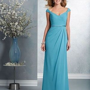 Alfred Angelo Bridesmaid dress, size 4